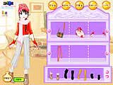 Игра Cold Winter Make over