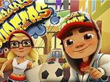 Игра Subway Surfers: Рим