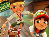 Игра Subway Surfers: Ванкувер