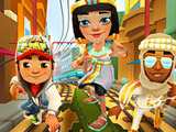 Игра Subway Surfers: Каир