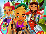 Игра Subway Surfers: Майами