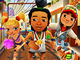 Игра Subway Surfers: Мумбаи