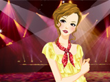 Игра Summer Star Dressup